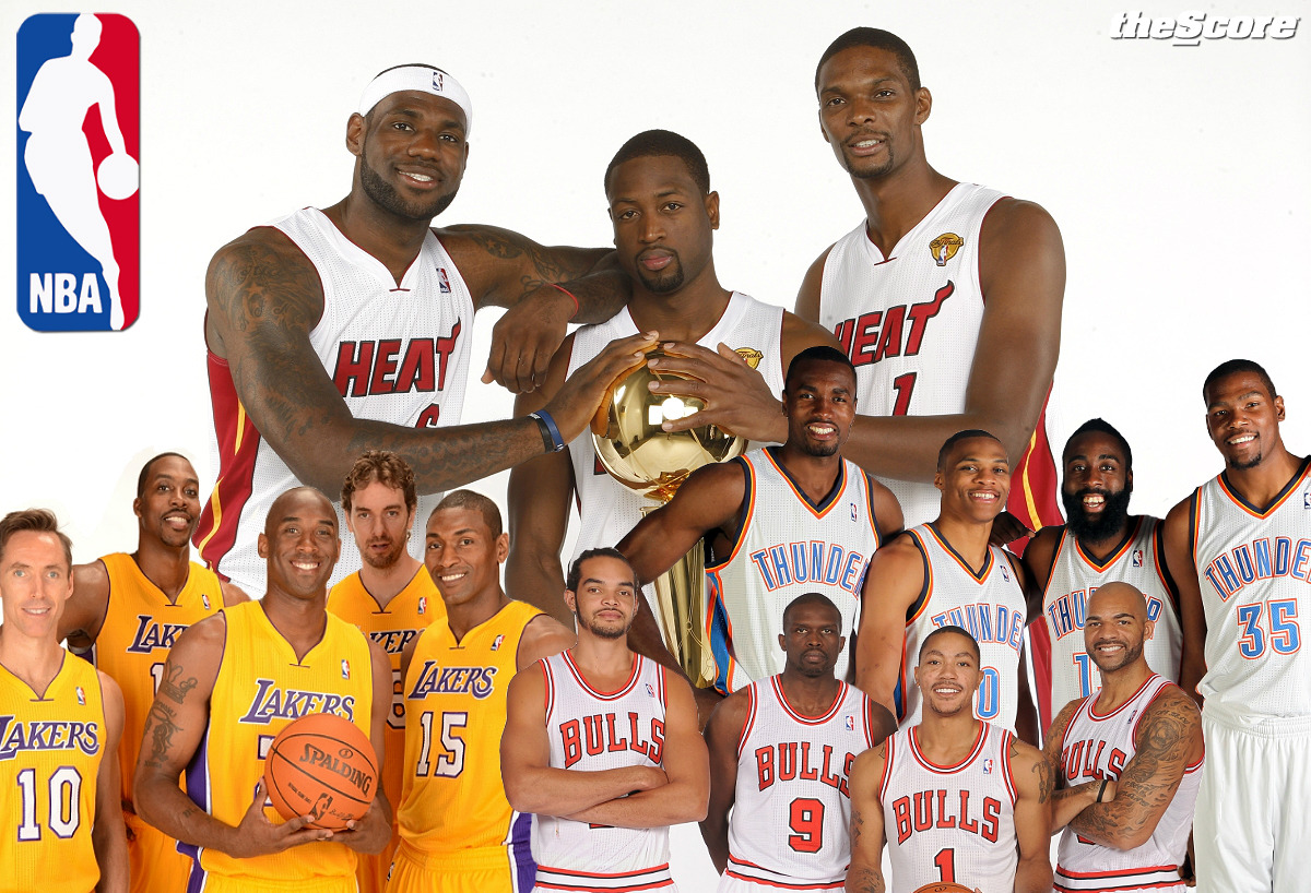 Every @NBA team is looking to dethrone the #Heat. Can it be done? (photo)