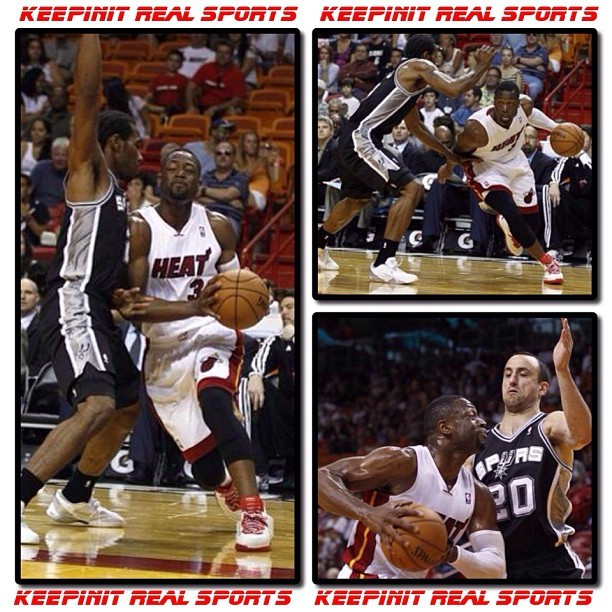NBA: Pre-Season  Spurs 101 (3-1, 1-0 away) Heat 104 (2-2, 1-1 home) FINAL  Top Performers San Antonio: D. Green 17 Pts, 4 Reb, 1 Ast Miami: R. Lewis 15 Pts, 3 Reb, 1 Ast, 4 Stl    #keepinitrealsports #SanAntonio #Spurs #Miami #Heat #Green #Lewis #PreSeason #NBA #Basketball #Hoops #B_Ball #Streetball #Sports #MysterKeepinit