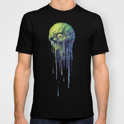 New Product: 'Slime ball' T-Shirt! http://society6.com/joelhustak/Slime-Ball_T-shirt#11=49&4=75