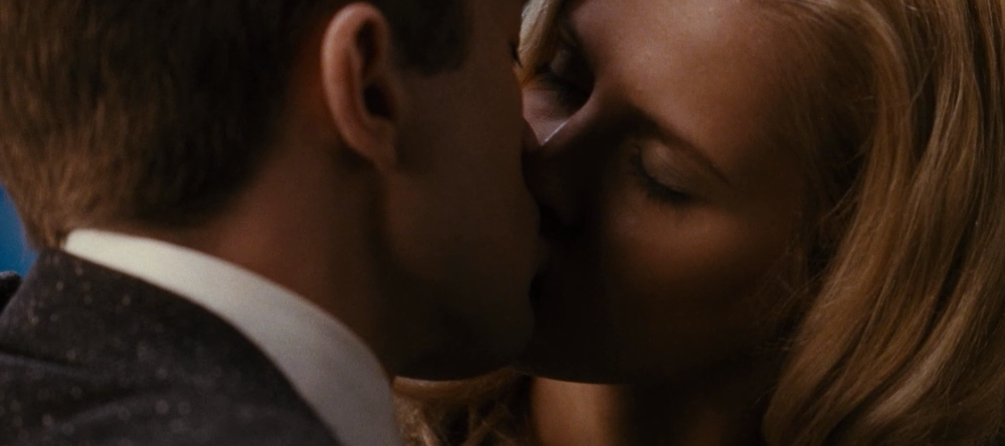"palmerskiss:  The Movie: Take Me Home Tonight (2011)The Kissers: Topher Grace & Teresa PalmerWhat's Happening: Matt and Tori play Truth or DareWhy: It's pretty sexy. They're lounging on this trampoline, having sneaked into a stranger's backyard, and they revert back to an experience in school, playing the game. And she's daring him to come closer and closer and he can't believe his luck and it's just sexy. Of course, then she throws back his ""we're not thinking, we're doing"" thing at him and proceeds to strip from the waist up."