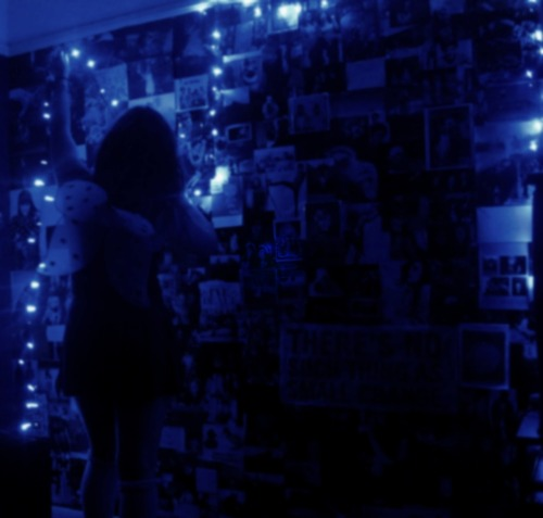 loisgeee:  yayay fairy lights.