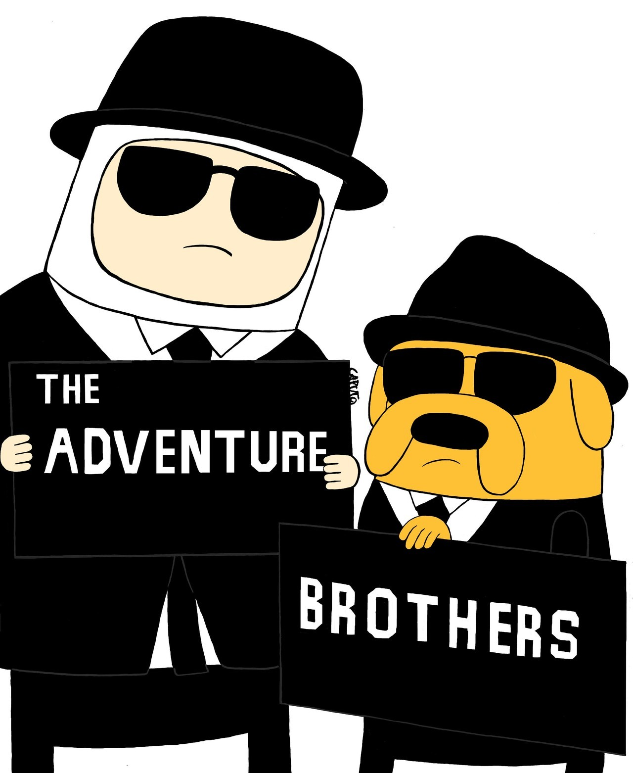 mrcaputo:  The Adventure Brothers