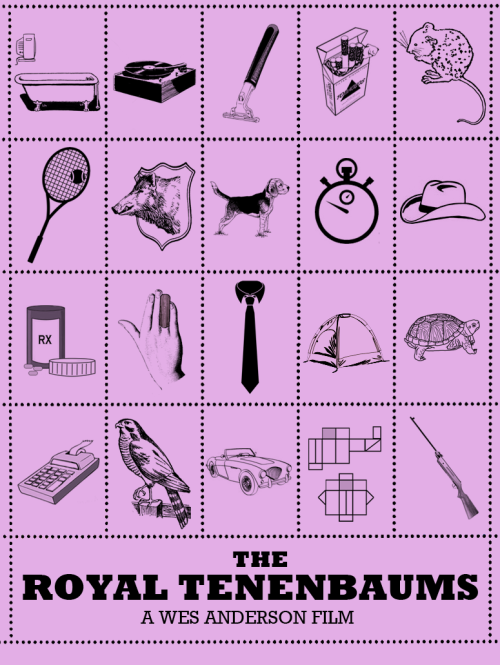 The Royal Tenenbaums by Peter Stults