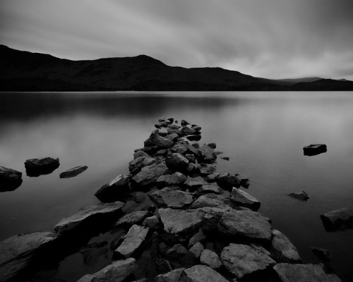 Derwentwater Calm on Flickr.I'm going to the lake district again on tuesday, can't wait!!