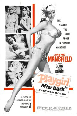 Playgirl After Dark (1960) - IMDb Available as a T Shirt design starting at $10.55 US, from; http://vulturegraffix.onlineshirtstores.com Online Mail Order T Shirts