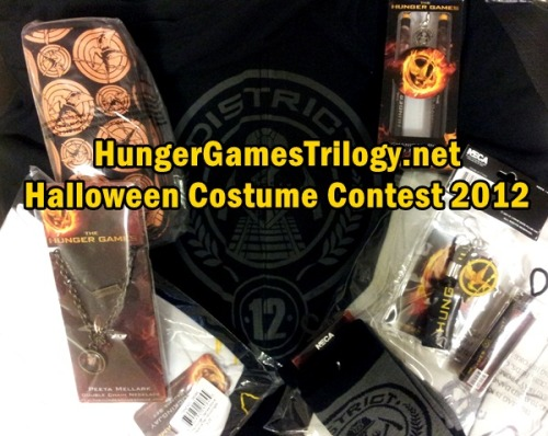 Hunger Games Halloween Costume Contest 2012!  - HungerGamesTrilogy.net