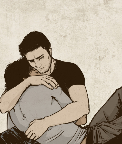 "oldshuck:  ""I'm sorry Scott. I'm sorry. It's not supposed to be like this. The bite is meant to be a gift. I can't fix this, but you're strong, and I'll be here to help you get through it."""