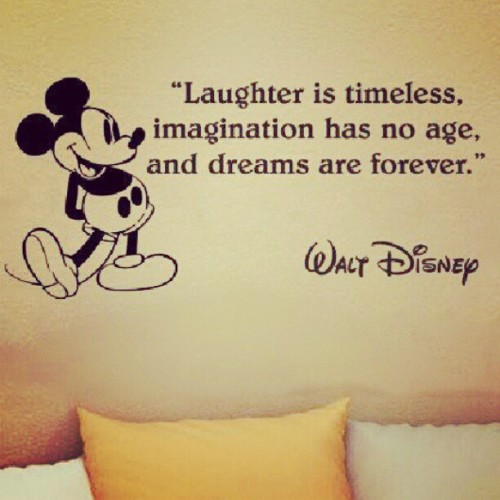 ciarajayne:  This will be framed on a wall in my home one day(: #disney #love #home #quotes