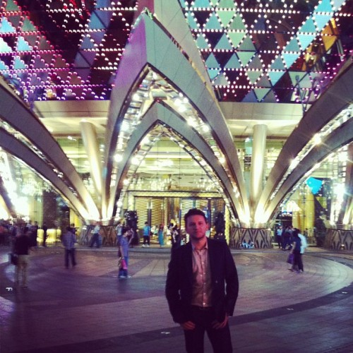 Lisboa casino (at Macau island)