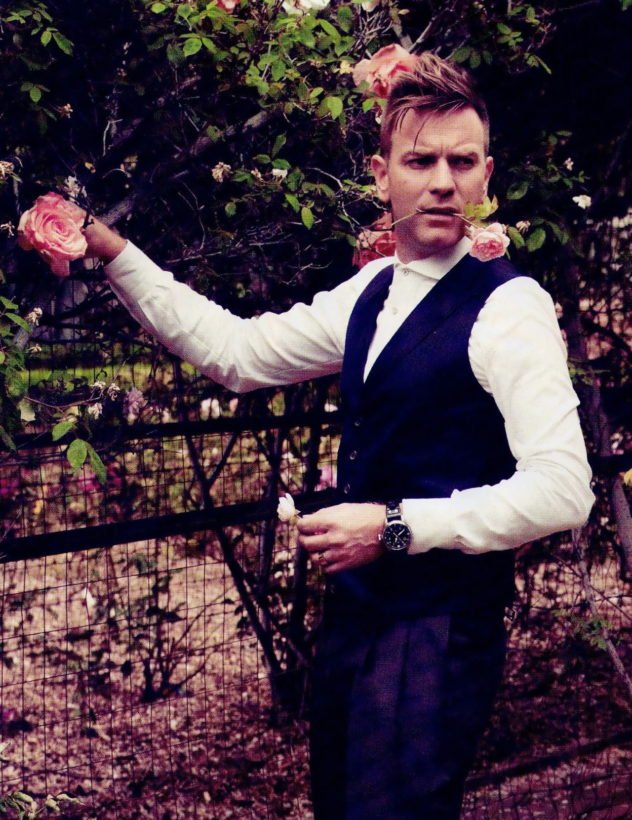 bohemea:  Ewan McGregor - GQ Style Italia by Yu Tsai, Fall/Winter 2012-13