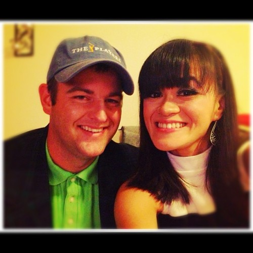 The Golfer and the Mod Chick #costumeparty #igersmanila #igers #igersflorida #halloweenparty