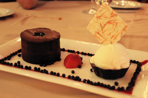 meghanbishop:  dessert, it was sooo good :)