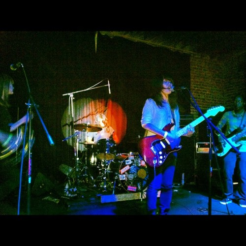 #heliotropes #cmj #paperbox #gimmetinnitus  (at The Paper Box)