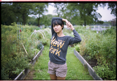gardener 2 // tri taylor - chicago, il // leica m4 - voigtlander 35mm f/1.2 - fuji Pro 160S aaaaaand another portrait for kicks :]