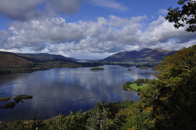 Derwent Water by richdown3rd on Flickr.