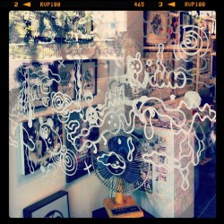 mirror paint #paint #art #artshop #nhd #cnx  (at NHD art gallery)