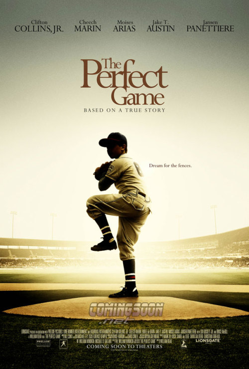 allthemoviesiveseen:  The Perfect Game (USA, William Dear, 2009)