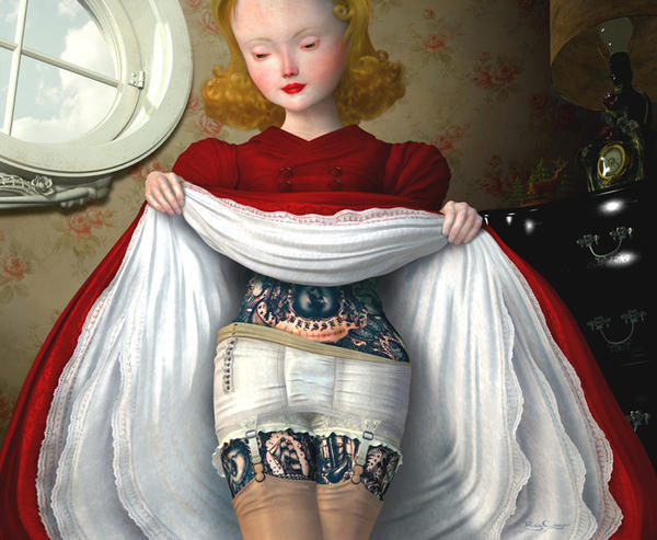 Blessed by Ray Caesar.