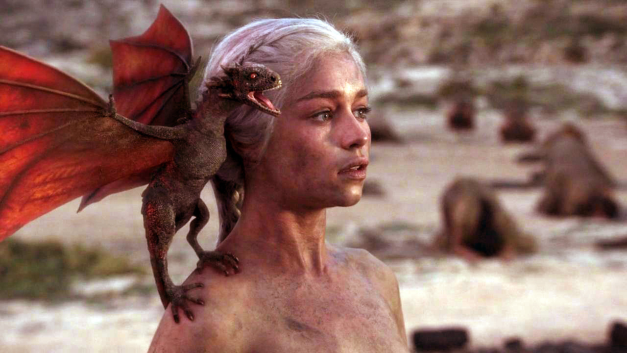 Daenerys Targaryen! Mother Of Dragons