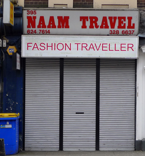 Naam Traveller, Kilburn High Road NW6
