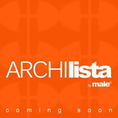 archilista:  ARCHILISTA featuring male® | coming soon