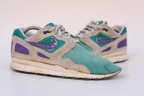 Original Nike Air Flow made in 1988 in Korea.