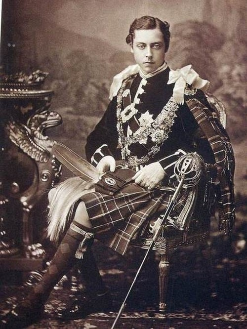 History Crush of the Day: Prince Leopold, Duke of Albany