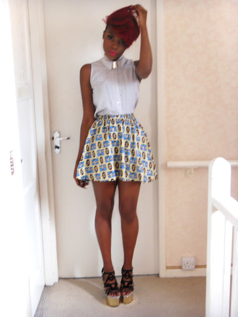 fuckyeahdarkgirls:  http://romeosfashionfix.blogspot.co.uk/ fuckyeahdarkgirls!