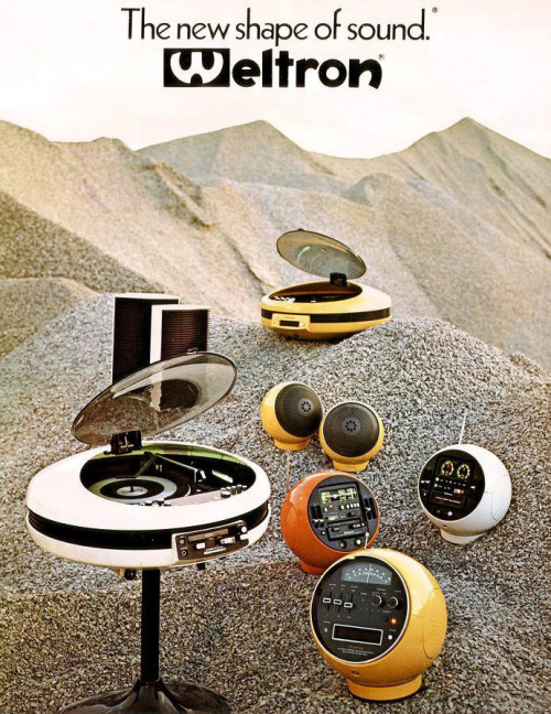 c86:  Weltron advertisement, c. 1970s via Farbror Sid
