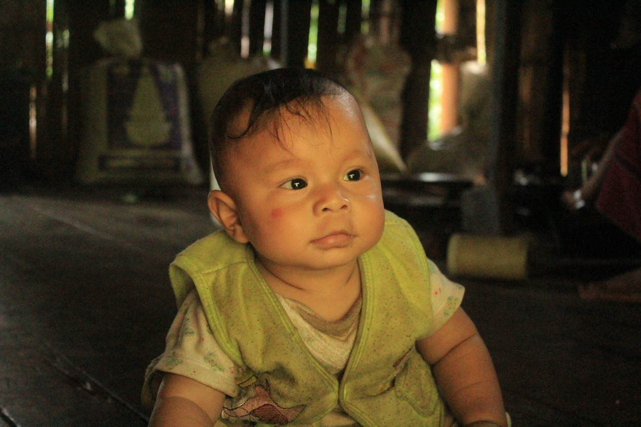 One of the children I worked with in Cambodia. For whatever reason this is one of my favorite pictures.