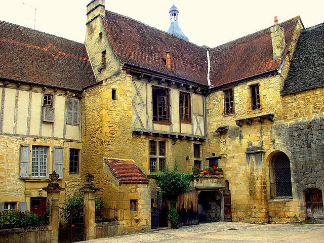 Sarlat  - Frankreich - Middle age - Le Moyen-Âge - Medioevo - france by Ela2007 on Flickr.