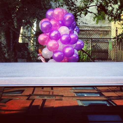 #balloons (at Atlas Cafe)