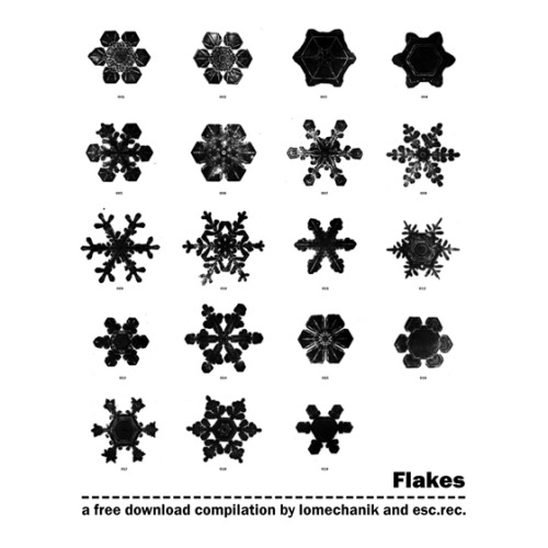 Flakes | esc.rec.  Flakes by Various Artists