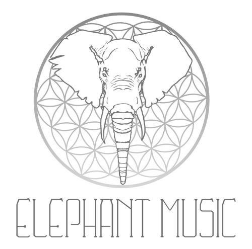 Drew this out for Vik from Elephant music (music publishing company). We share a mutual love for elephants, they are exquisite beast.