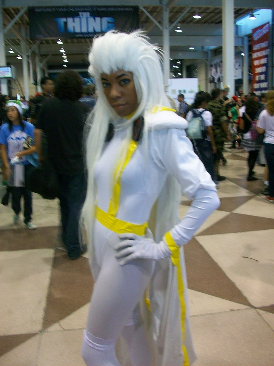 NYCC 10: Storm by ~RJTH Character: Storm Series: X-men