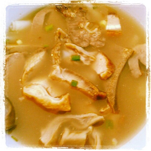 #pork #soup #tofu #Chinatown #meal #delicious