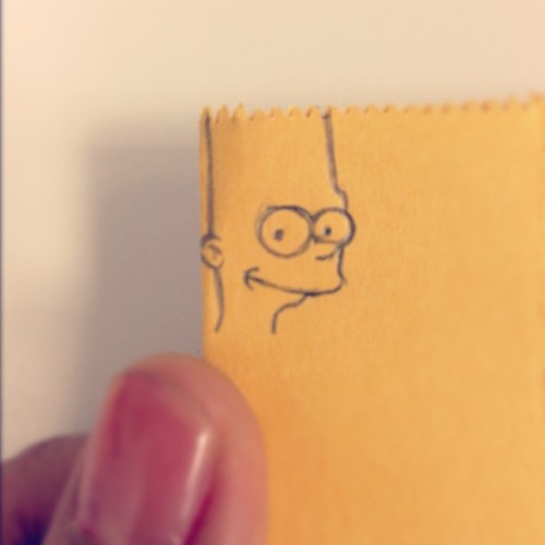 Tiny Bart #makingworkabetterplace