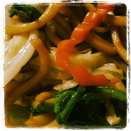 #vegetables #vegetarian #meal #delicious #Chinatown #noodles