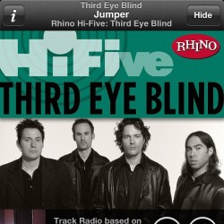 It's a 90's kinda day 😉 #music #jumper #90's #sunday #thirdeyeblind