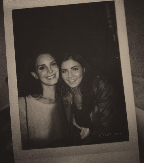 lana and marina :)