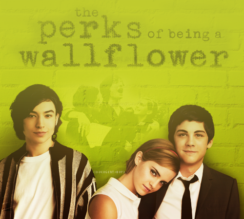divergent-boy:  The Perks of Being a Wallflower
