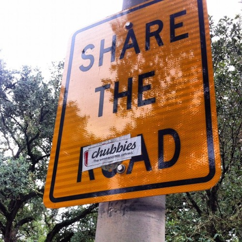"#lsu ""Share the Chubbies"""