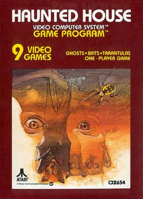 Haunted House | Atari 2600 | 1982