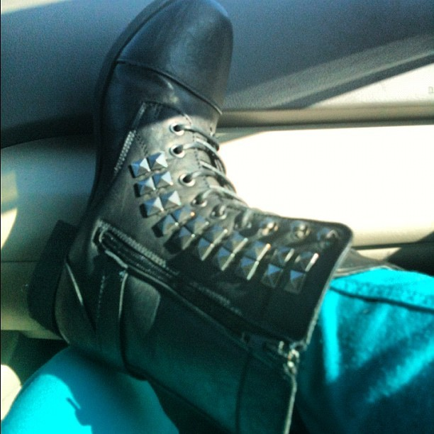 #boots #shoes #amazing New boots :D!! Lovely arent they?