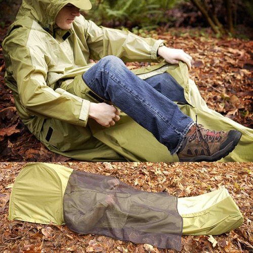 Hmmm lol….JakPak Wearable Tent(via Fancy)