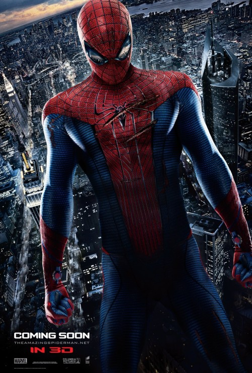 My 'The Amazing Spider-Man' Review. Rather enjoyable indeed! Andrew Garfield makes an all right Spider-Man, and Emma Stone was quite good as well. And so Was Emma Stone. Emma Stone. Emma Stone Emma Stone. Emma Stone and Hmmmmm Emma Stone, OF COURSE Emma Stone.