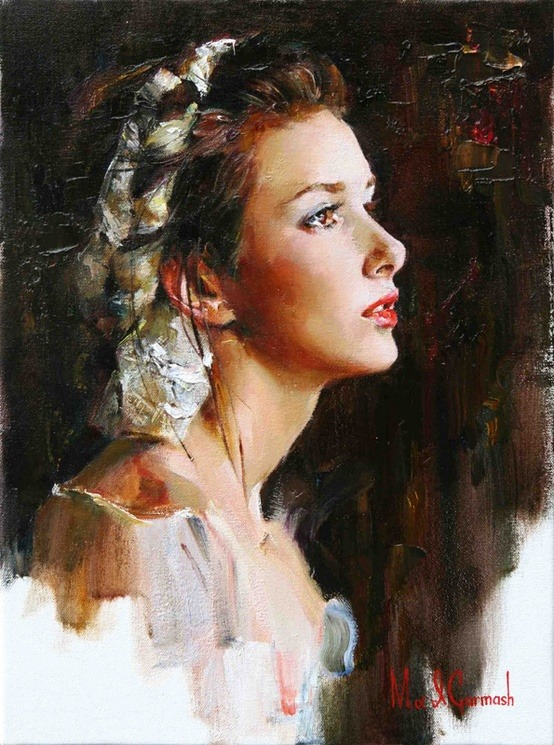 500-daysofart:  Tomorrow Will Come, by Garmash  |  Exquisite art, 500 days a year.  |