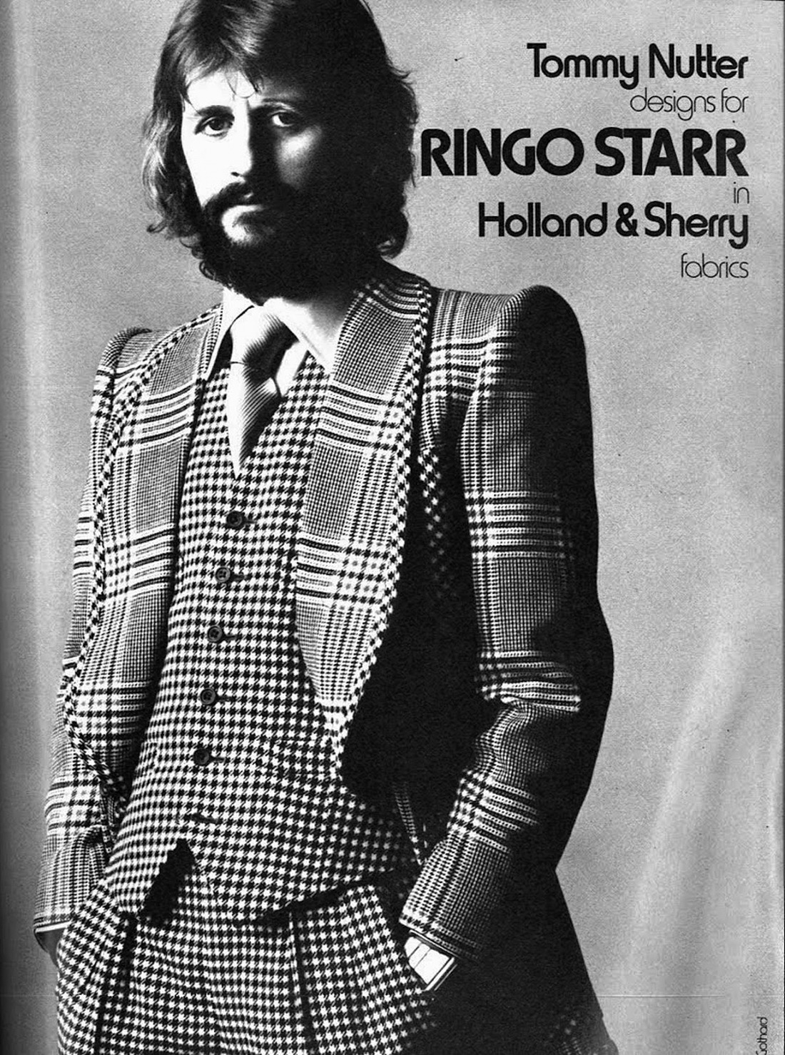 The Tommy Nutter Period. Ringo Starr.