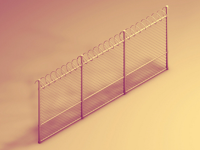 Chain-Link Fence on Flickr.