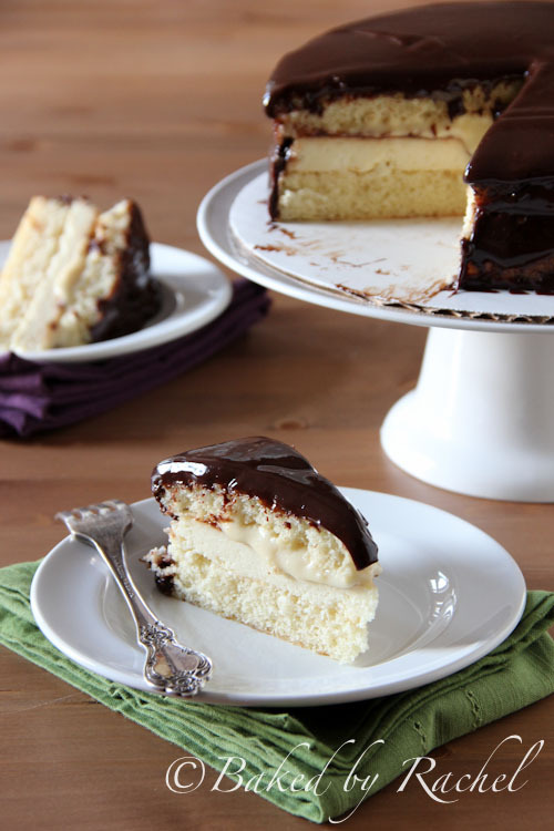 gastrogirl:  boston cream pie cheesecake.